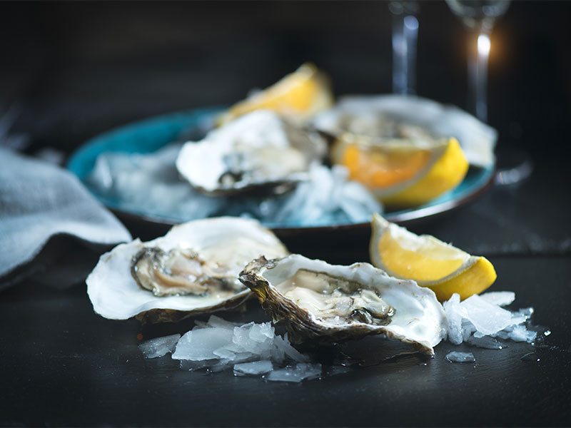 Foods For Healthier Husbands Oysters