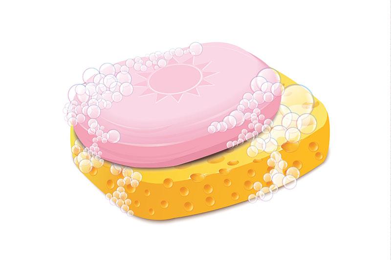 Using Deodorant Or Antibacterial Soap