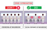 Don't Forget To Practice Social Distancing