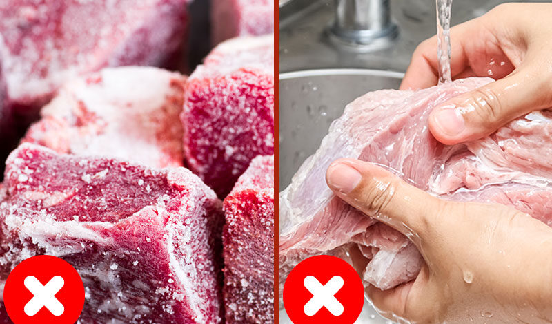 12 Cooking Habits We Didn't Know Could Be Dangerous To Health